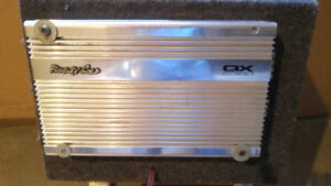 175 wrms phoenix gold amp with sub