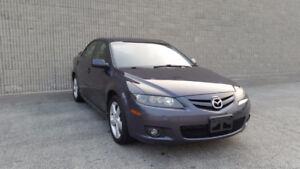 2007 Mazda Mazda6 GS Sunroof Alloy Wheels