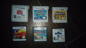 DS/3DS Games for sale