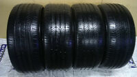 ***SET of 4 RUNFLAT*** 255/50R19 Bridgestone Dueler H/L ~~ 75%