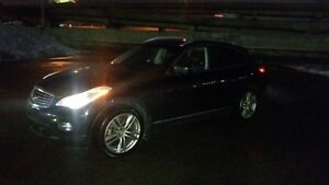 2013 Infiniti EX35 EX37-TECH PACK-NAVI-LEATHER-ROOF-360 CAMS