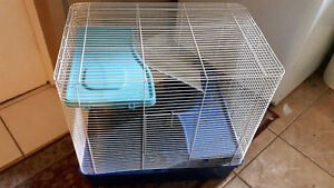 Rat/hamster cage