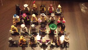 LEGO Minifigures Series - 24 Assorted Figures Cambridge Kitchener Area image 1