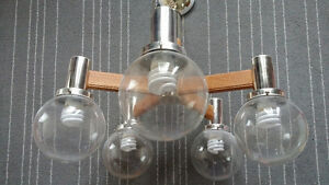 5-Bulb lights in perfect condition