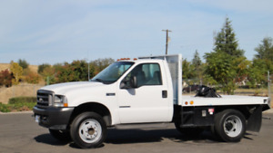 2002 Ford F550 truck