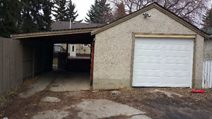 Garage for Rent in Queen Mary Park