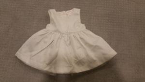 Dress:  6-12 months