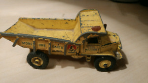 Dinky meccano camion