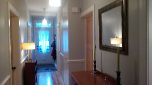 TWO ROOMS available in a CLEAN, BRIGHT home in the PLATEAU