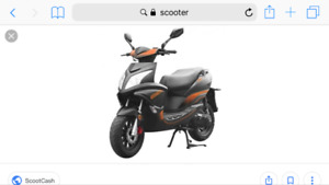 J'achète scooter chinois