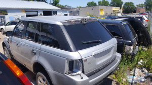 Range rover sport hse for parts