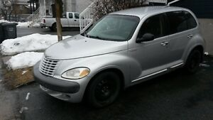 2002 Chrysler PT Cruiser Familiale