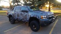 2008 Chevrolet Avalanche LT One of a Kind!
