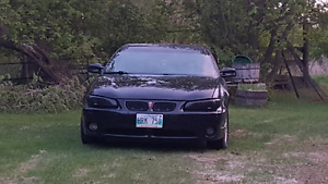 2000 PONTIAC GRAND PRIX GTP SAFETY TILL AUGUST
