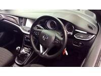 2016 Vauxhall Astra 1.4i 16V SRi 5dr Manual Petrol Hatchback