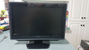 "Toshiba 19"" TV / DVD player"