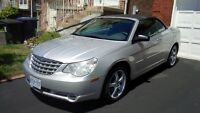 2008 Chrysler Sebring Convetible, Etested, auto, 4Cyl, 90K miles