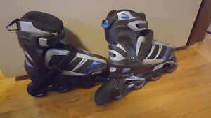 Youth Roller Blades - Large