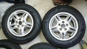 honda crv odyssey accord wheels