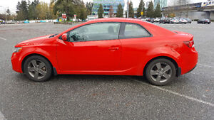 2012 Kia Forte Coupe (2 door)
