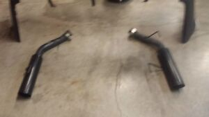 05-09 Mustang GT mufflers and tuner