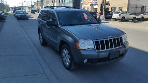2008 Jeep Grand Cherokee DIESEL VUS