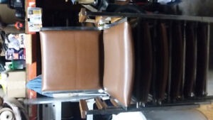 Chairs with arm rest