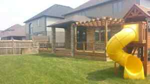 Custom Decks, Pergolas, Fences and Structures Kitchener / Waterloo Kitchener Area image 6