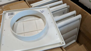 """NEW - Box of 10 - 5"""" Dryer Vents (Contractor Deal)"""