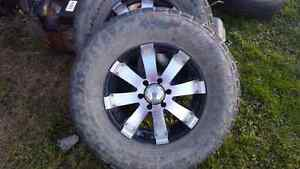 Set of used 18 inch 325's Kawartha Lakes Peterborough Area image 3