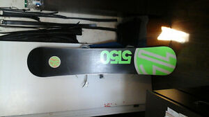snowboard (5150 fifty one fifty) planche a neige