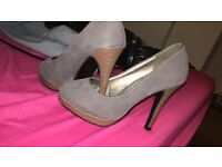 Size 2 Heels