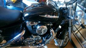 2000 Honda Shadow VT 1100 T