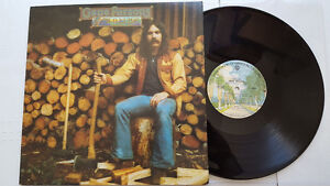 GENE PARSONS - KINDLING - Vinyl LP Peterborough Peterborough Area image 1