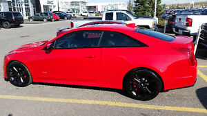 2016 Cadillac ATS V Coupe 6 spd. Manual! Month of May MARKDOWN