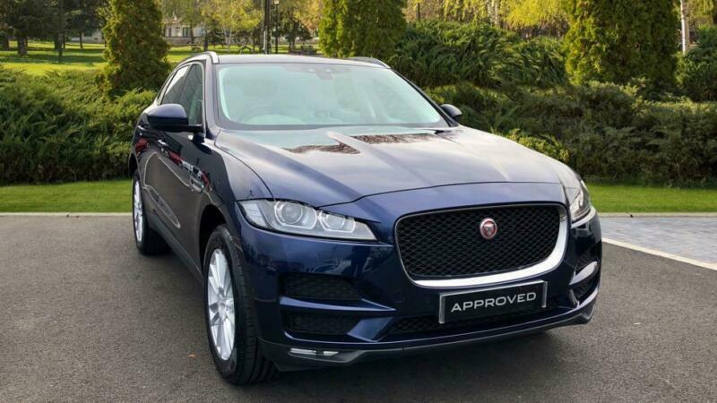 2016 Jaguar F Pace 2 0d Portfolio 5dr Awd Automatic Diesel 4x4 In Hatfield Hertfordshire Gumtree