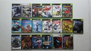 Jeux vidéo XBOX