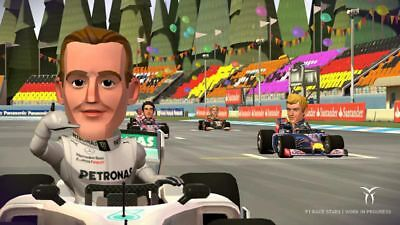 F1 Race Stars (PC: Windows, 2012) New Shrink Wrap for sale  Shipping to United States