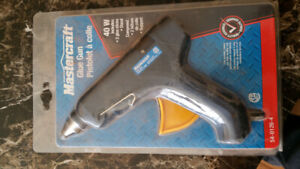 new Glue gun