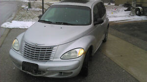 2004 Chrysler PT Cruiser Limited Wagon