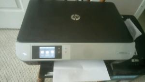 HP printer, copier and scanner