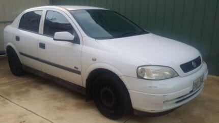 2002 Holden Astra  Glenelg Holdfast Bay Preview
