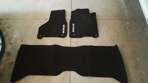 FLOOR MATS - Brand New - RAM CREW CAB