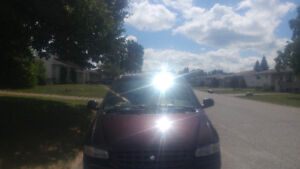 Plymouth Grand Voyager 96 $800 obo
