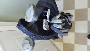 Set Men's Golf Clubs with bag