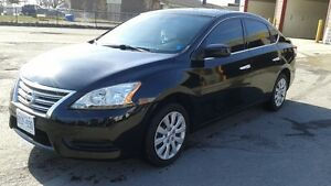 2014 Nissan Sentra SV Sedan **LOW KMS** LIKE NEW** 1.8L CVT