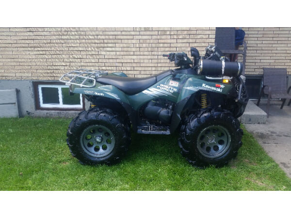 Used 2011 Kawasaki Brute force