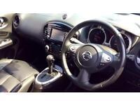 2014 Nissan Juke 1.6 Tekna Xtronic Automatic Petrol Hatchback