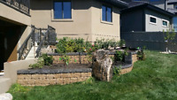 Landscaping, interlock pavers and more at awesome rates