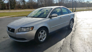 2008 VOLVO S40 2.4I AUTOMATIC- POWER SUNROOF